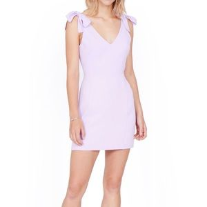 NWT Amanda Uprichard Allora Mini Dress